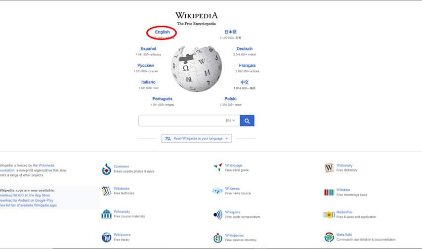 Free Create Wikipedia Account  Easy Step for Create a
