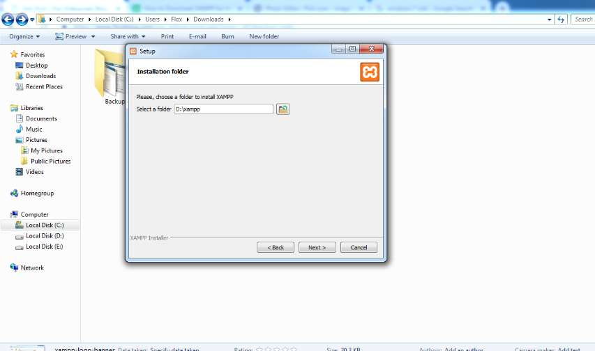 download xampp php version 5.6.30